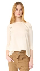 Belstaff Stacia Sweater Cream