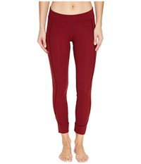 Arc'teryx Sunara Tights Scarlet Women's Casual Pants Red