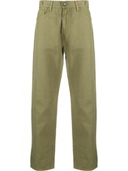 Ymc Cropped Slim Fit Trousers 60