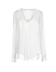 Nougat London Blouses White