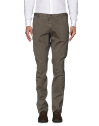 Xagon Man Casual Pants Military Green