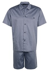 Hom Claude Pyjamas Blue