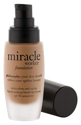 Philosophy 'Miracle Worker' Miraculous Anti Aging Foundation Spf 30 1 Oz Shade 8
