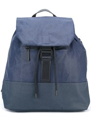 Ally Capellino Haye Backpack Blue