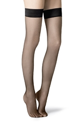 Fogal Netlace Stay Up Stockings
