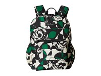 Vera Bradley Lighten Up Grande Laptop Backpack Imperial Rose Backpack Bags Multi
