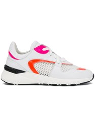 Casadei Panther Fluo Sneakers White