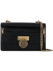 Balmain Bbox Shoulder Bag Black