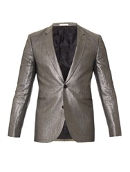 Paul Smith Metallic Linen Blazer