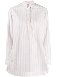 Thom Browne Striped Swing Style Shirt 60