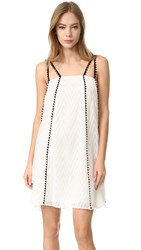 Zac Posen Catalina Dress White