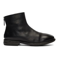 Marsell Black Listolo Invernale Boots