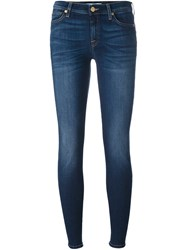 7 For All Mankind 'The Skinny B Air Duchess' Jeans Blue