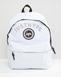 Hype Backpack White