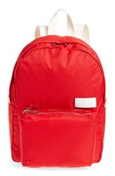 State Bags The Heights Mini Lorimer Nylon Backpack Red