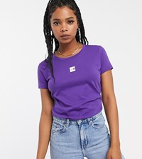 The North Face Fine T Shirt In Hero Purple