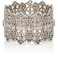 Grace Lee Women's Lace Crown Ring No Color