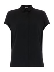 Linea Irene Essential Blouse Black