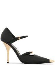 Tom Ford Mary Jane Pumps Black