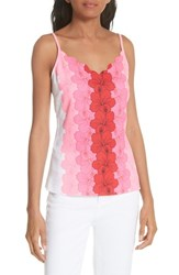 Ted Baker London Romaa Happiness Camisole Neon Pink