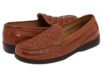 Dockers Cantera Tan Burnished Leather Men's Slip On Shoes