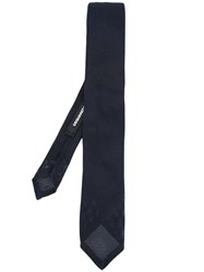 Dsquared2 Plain Tie Black
