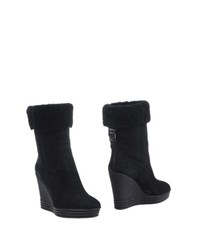Hogan Rebel Footwear Ankle Boots Women