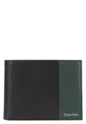 Calvin Klein Alistair Wallet Black Navy Sycamore