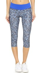 Prismsport Pebbles Capri Leggings