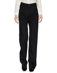 Leonard Paris Casual Pants Black