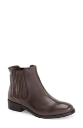 Bella Vita 'Liv' Chelsea Boot Women Grey Leather