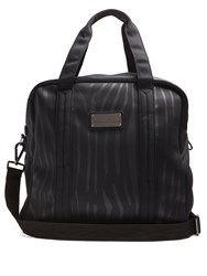 Adidas By Stella Mccartney Embossed Neoprene Tote Black