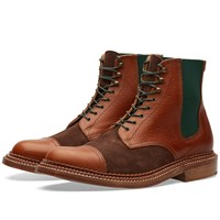 Grenson 4 Quatre Triple Welt Brown