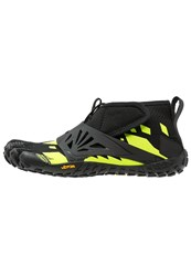 Vibram Fivefingers Spyridon Mr Elite Trail Running Shoes Black Yellow