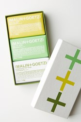 Malin Goetz Mojito Soap Set White