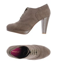 Alberto Moretti Arfango Lace Up Shoes Sand