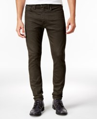 Levi's 512 Skinny Tapered Fit Jeans Brown Stucco