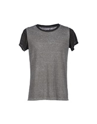 Nsf T Shirts Grey