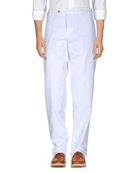 Doppiaa Trousers Casual Trousers White