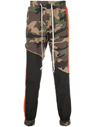 God's Masterful Children Terry Track Pants 60