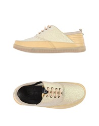Volta Low Tops And Trainers Beige