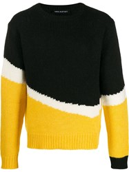Neil Barrett Colour Block Jumper 60