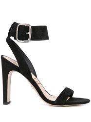 Sam Edelman Heeled Sandals Black