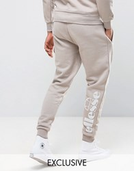 Ellesse Joggers With Logo Stone Green