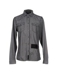 Acht Denim Shirts Grey