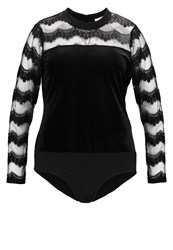Junarose Jrfunda Long Sleeved Top Black