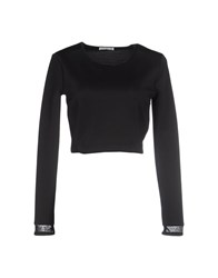 Supertrash T Shirts Black