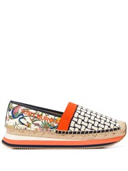 Tory Burch Promised Land Patchwork Espadrilles 60