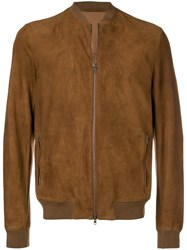 Salvatore Santoro Textured Jacket Brown