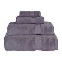 Dkny Mercer Plain Dye Towel Dusky Lavender Purple